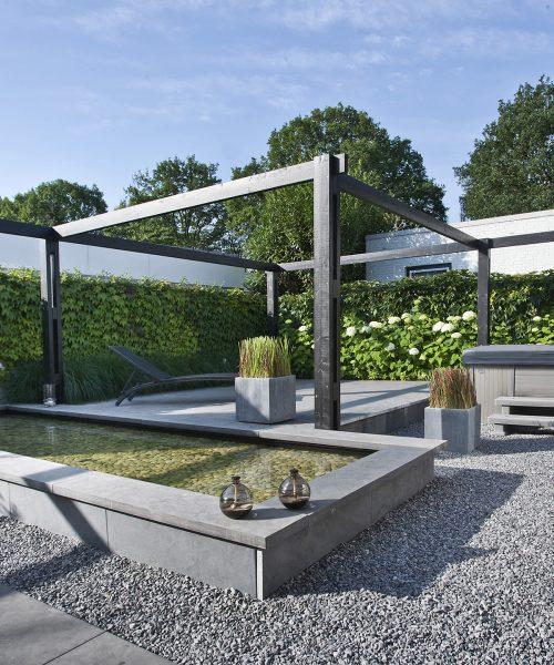 Foto's tuinen 2011 in opdr. van Roland van Boxmeer Garden design & creation www.rolandvanboxmeer.nl